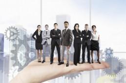 Mensen centraal in uw bedrijf, ondersteund door technologie