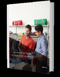 eBook 7 opkomende trends die de detailhandel doen veranderen