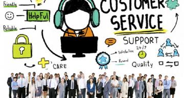 Functies voor klantenservice in Dynamics CRM