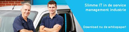 Slimme IT in de Service Management industrie