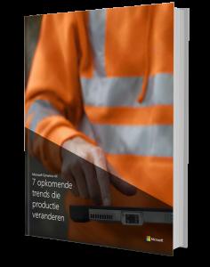 eBook 7 opkomende trends die productie veranderen