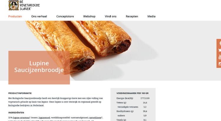 e-commerce in de voedingsmiddelenindustrie