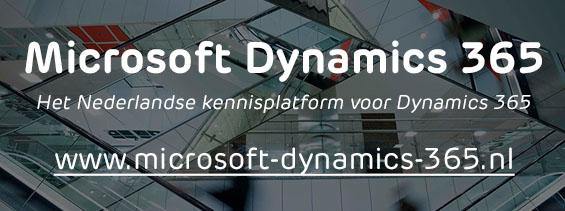 Microsoft Dynamics 365 kennisplatform