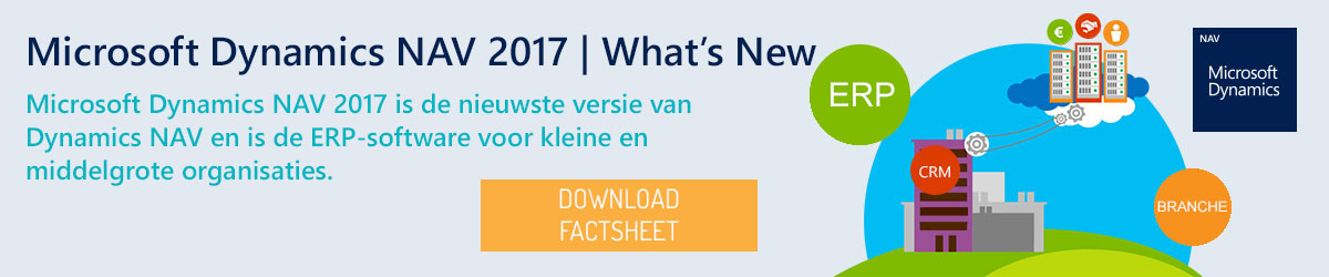 NAV 2017 What's New?