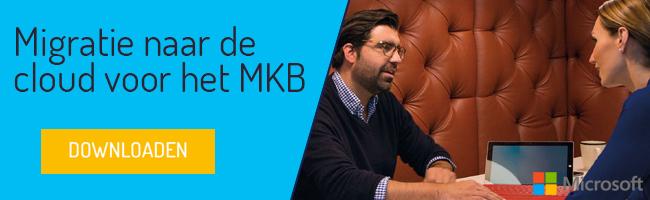 Download Microsoft eBook Migratie naar cloud voor het MKB