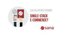 Waarom single-stack e-commerce de beste keuze is voor uw webshop