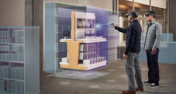 4x Dynamics 365 mixed reality applicaties voor online leren in de techniek en in de productie