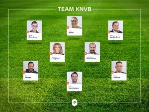 Prodware: één team, vol in de aanval voor de beste ICT ervaring van de KNVB en haar medewerkers
