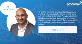 3x voor NL uitgekomen op de Paralympics en nu onderdeel van ons Sales team: Kjeld Punt