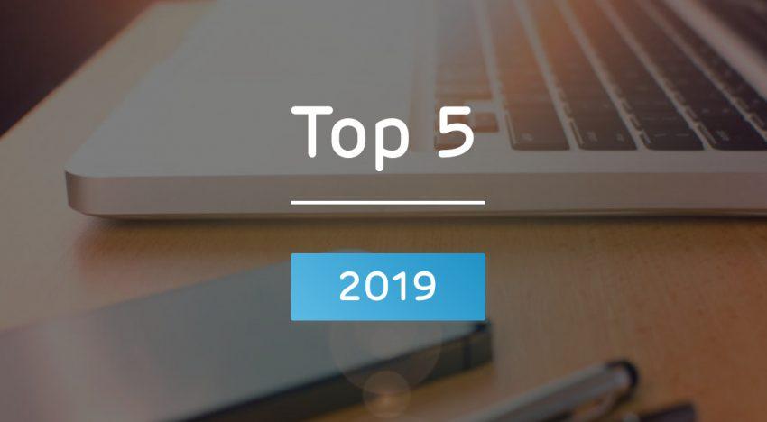 De meest populaire blogs en video's van 2019